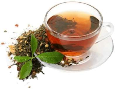 Benefits of Black tea for skin and hair