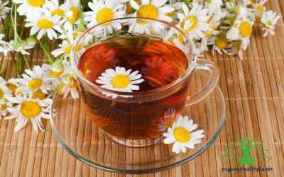 22 benefits of chamomile tea: