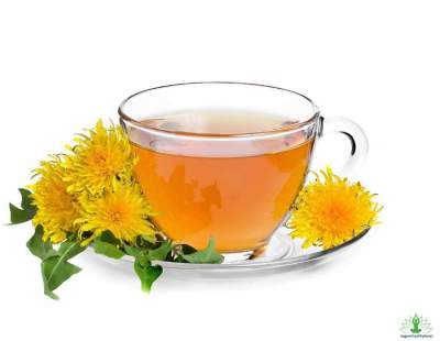 Top seven benefits of Dandelion tea